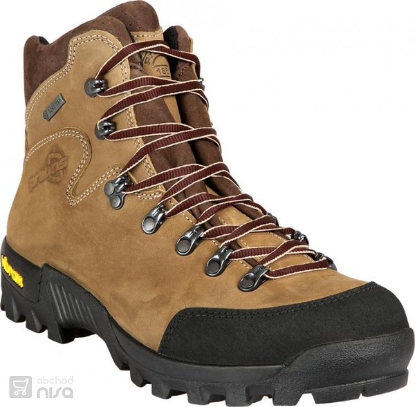 db7387d3116 Česká obuv trekingová CONDORIRI brown GTX od 3 390