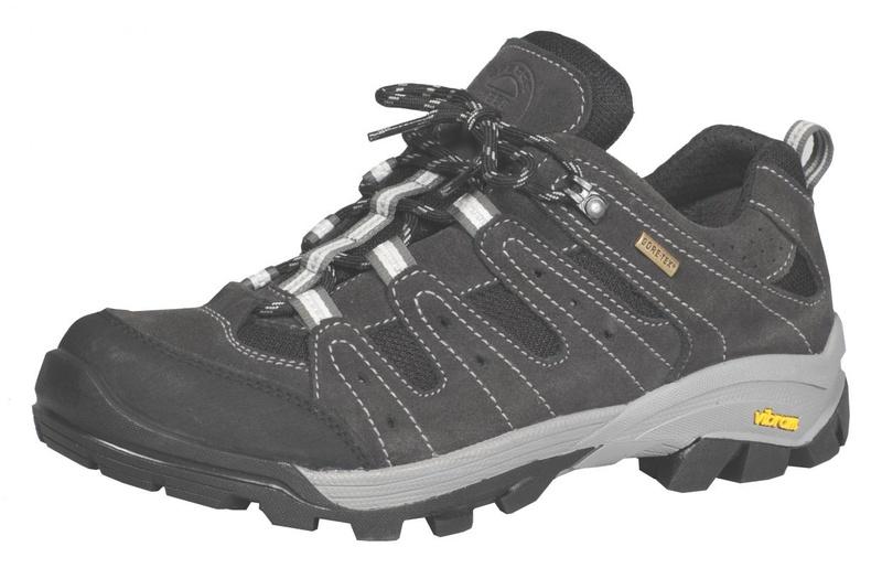 Trekingová obuv PRABOS SAJAMA GORETEX šedá