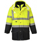 Hi-Vis bunda 7v1 Contrast Traffic