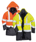 Bunda Hi-Vis Multi-Protection
