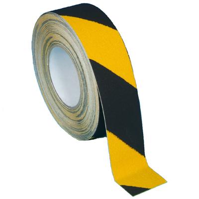 Protiskluzová páska výstražná