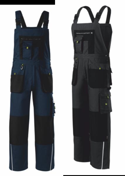 Ranger pracovní kalhoty s laclem
