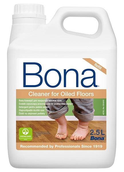 Bona Čistič na olejované podlahy 2,5 l
