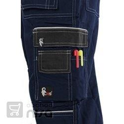 Novinka. Kalhoty do pasu CXS ORION TEODOR 7cd39f79d83